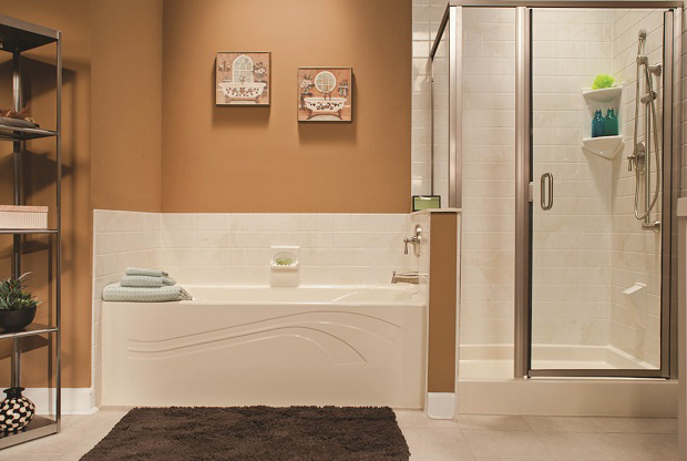 Deep Soaker Non-Jetted Bathtubs 00026