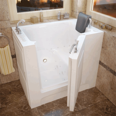 Out Swing Doors WALK-IN-TUBS FROM MEDITUBS