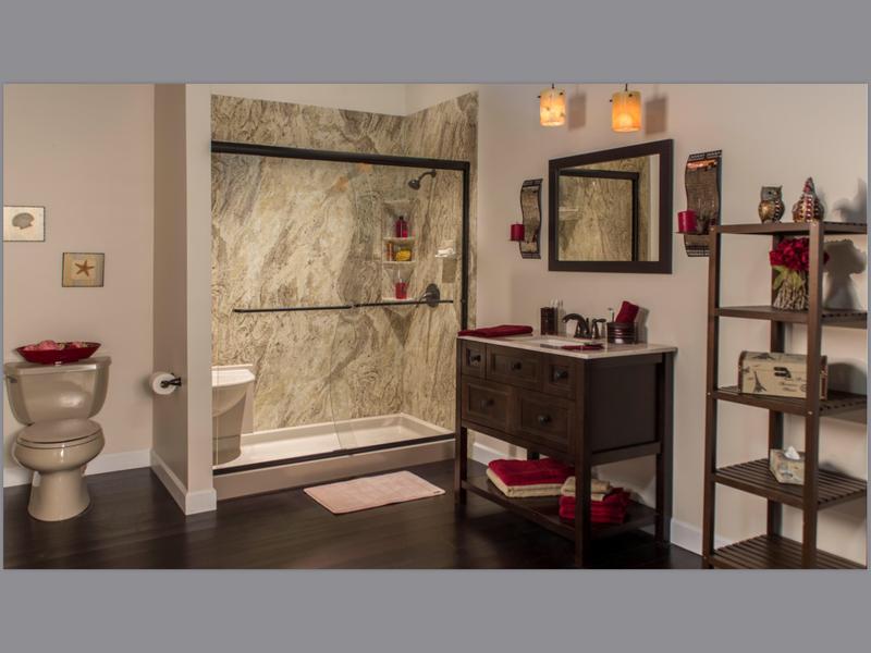 Framed Tub and Framed Shower Enclosures