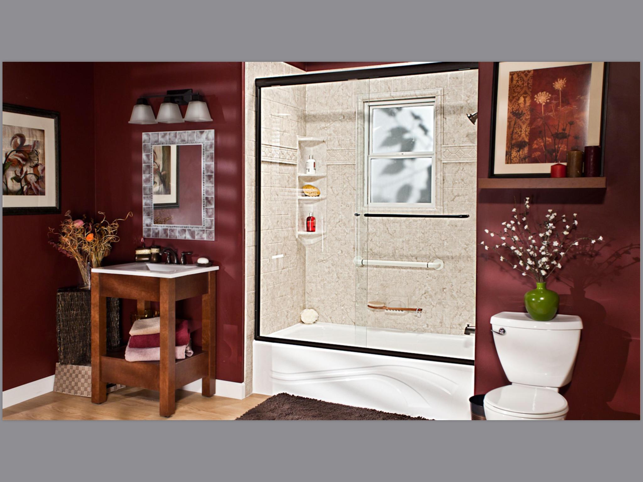 DuraStone Bath Products Premium  Tub / Shower Replacement