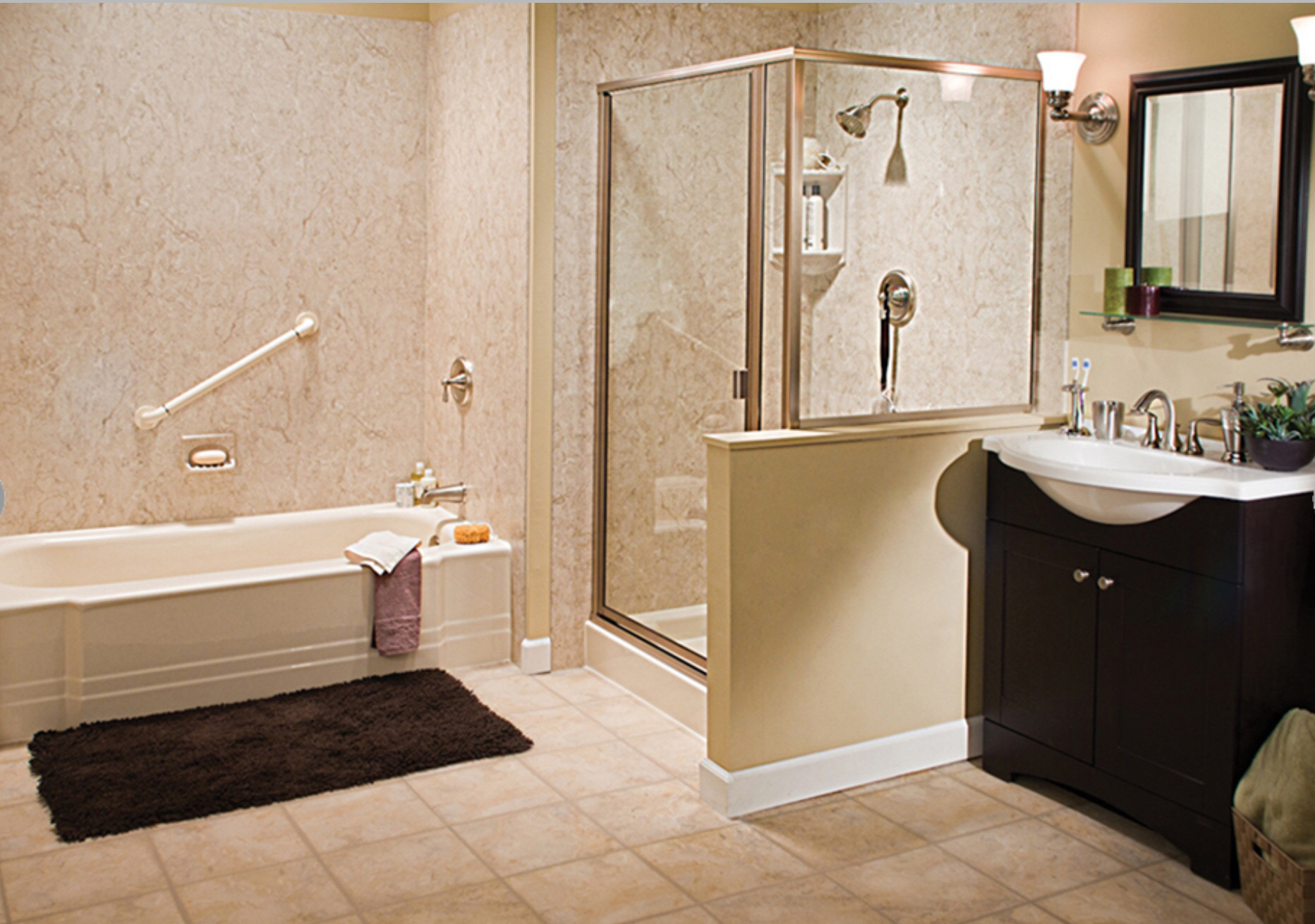 DuraStone Bath / Shower Products