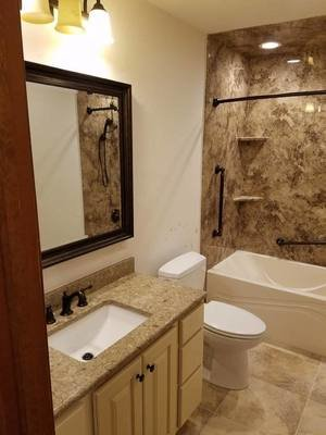 DuraStone Bath / Shower Products - Build Your New Bath / Shower