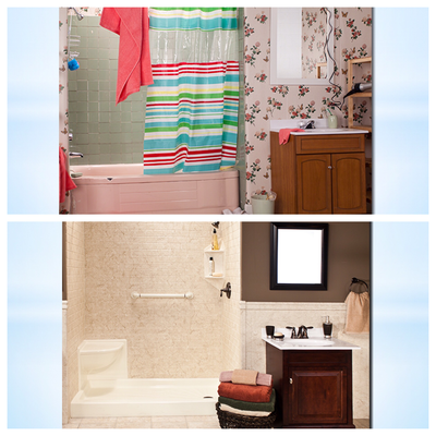 Convert Bath to Shower Metro Detroit