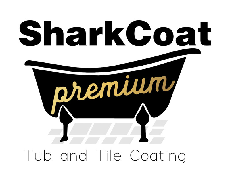 SharkCoat Tub and Walls Refinishing - 5 Coat System