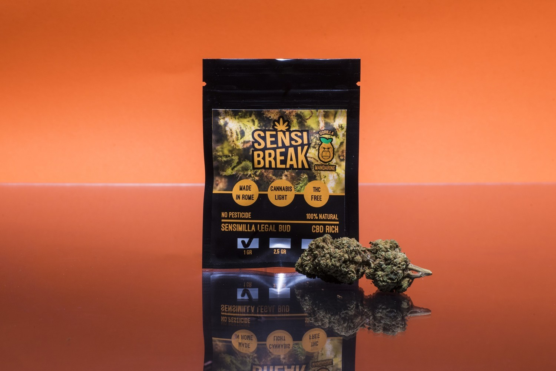 Sensi Break - Gorilla Mandarine 2,5gr
