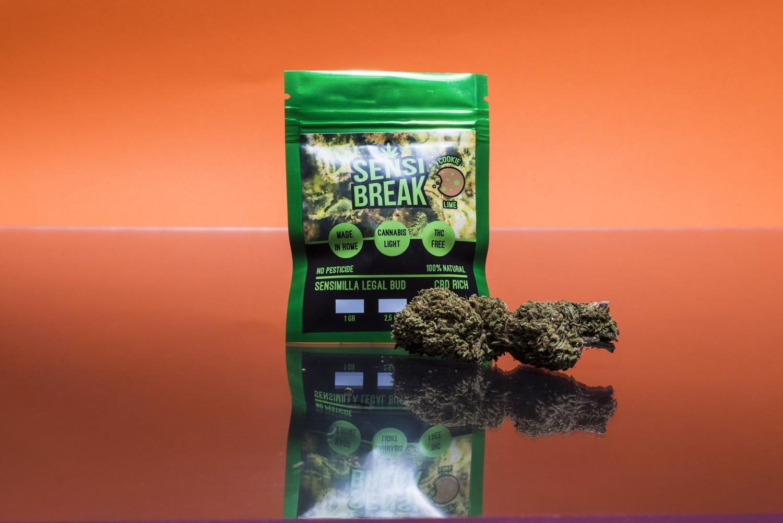 Sensi Break - Cookie Lime 2,5gr