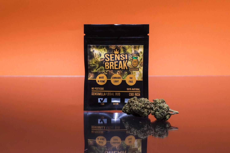 Sensi Break - Gorilla Mandarine 5gr