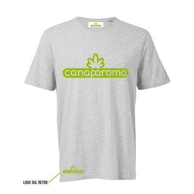 T-Shirt CanapAroma Green Logo