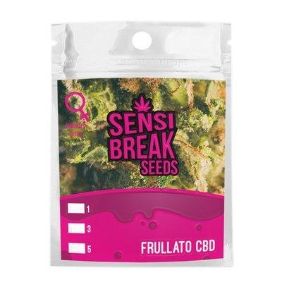 Sensi Break Feminized 5 Seed - Frullato CBD
