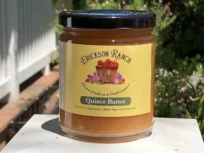 Quince Butter