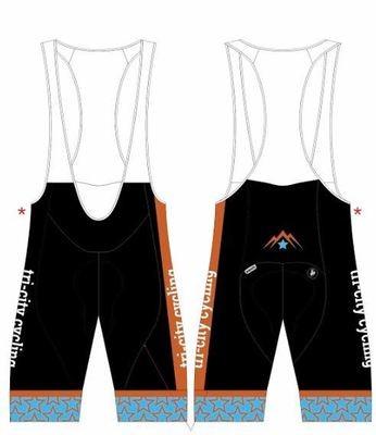 Regular Fit Bib Shorts - New Design Man
