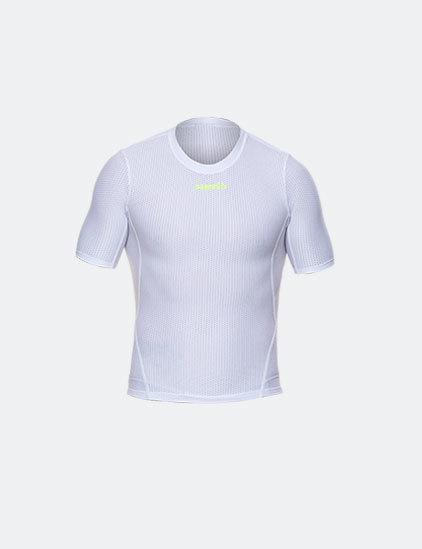 Base Layer - Canottiera Bianco