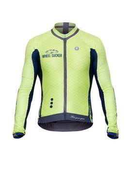Long Sleeve Jersey - Wheel Sucker