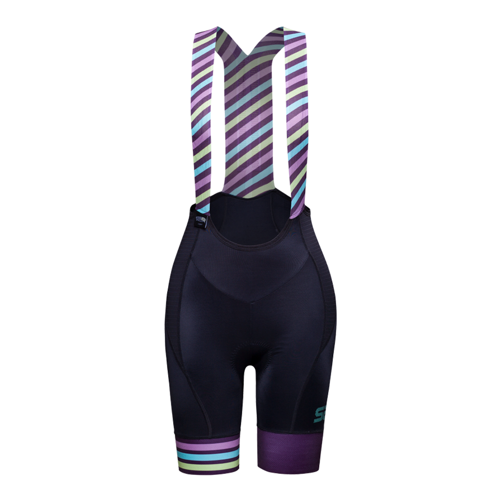 Bib Shorts - Safetti Retro