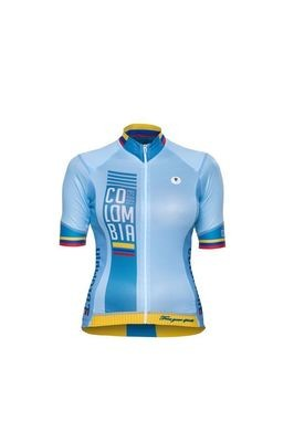 Short Sleeve Jersey - Colombia