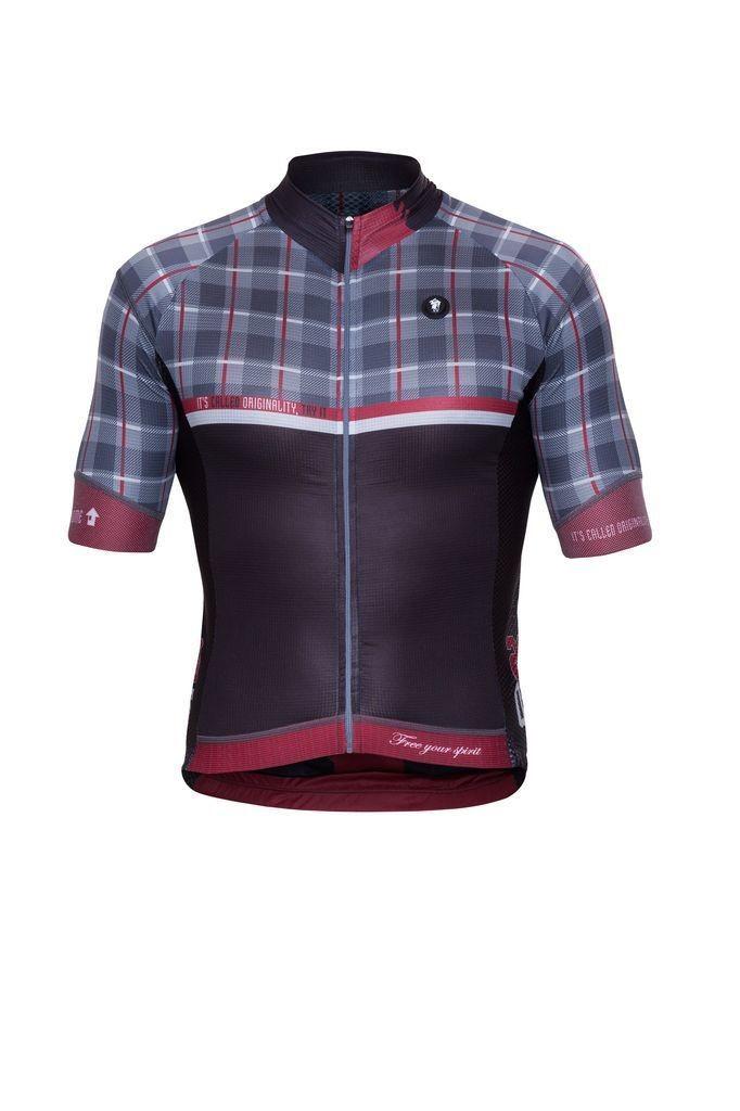 Short Sleeve Jersey - Scottish