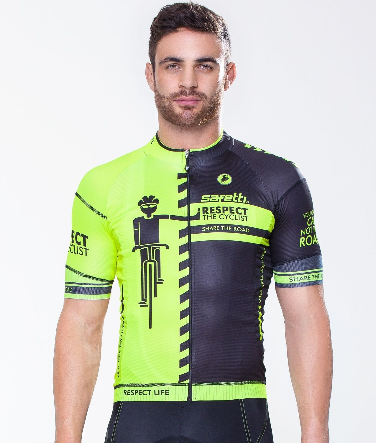 Short Sleeve Jersey - Respect