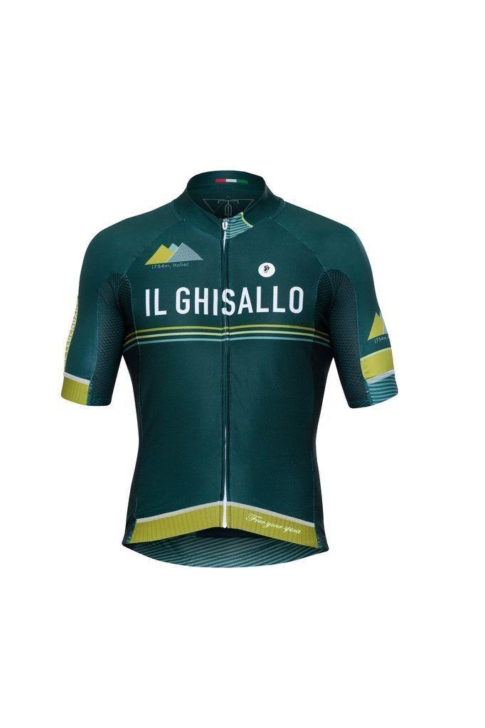 Short Sleeve Jersey - IL Guisallo