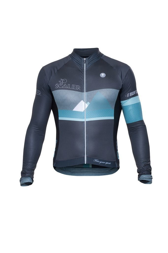 Long Sleeve Jersey - Scaler