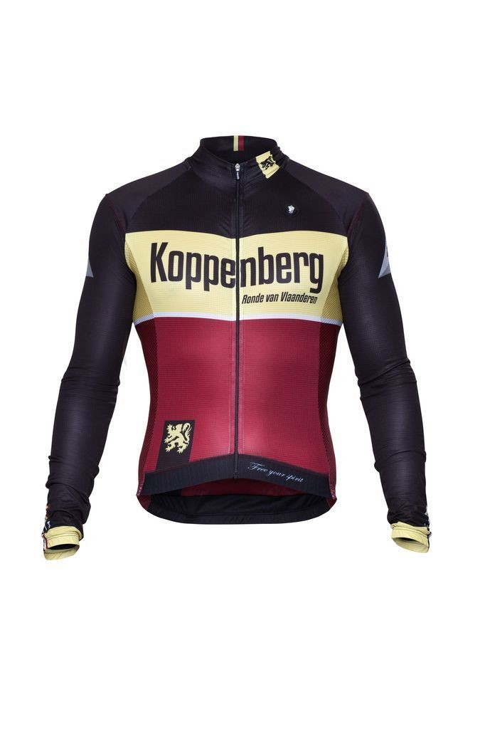 Long Sleeve Jersey - Koppenberg