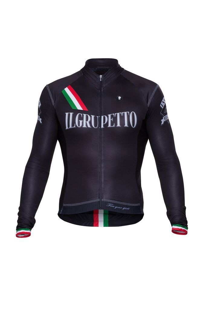 Long Sleeve Jersey - IL Grupetto