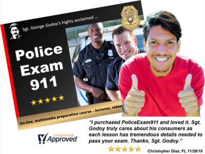 Police Exam 911 Prep Course