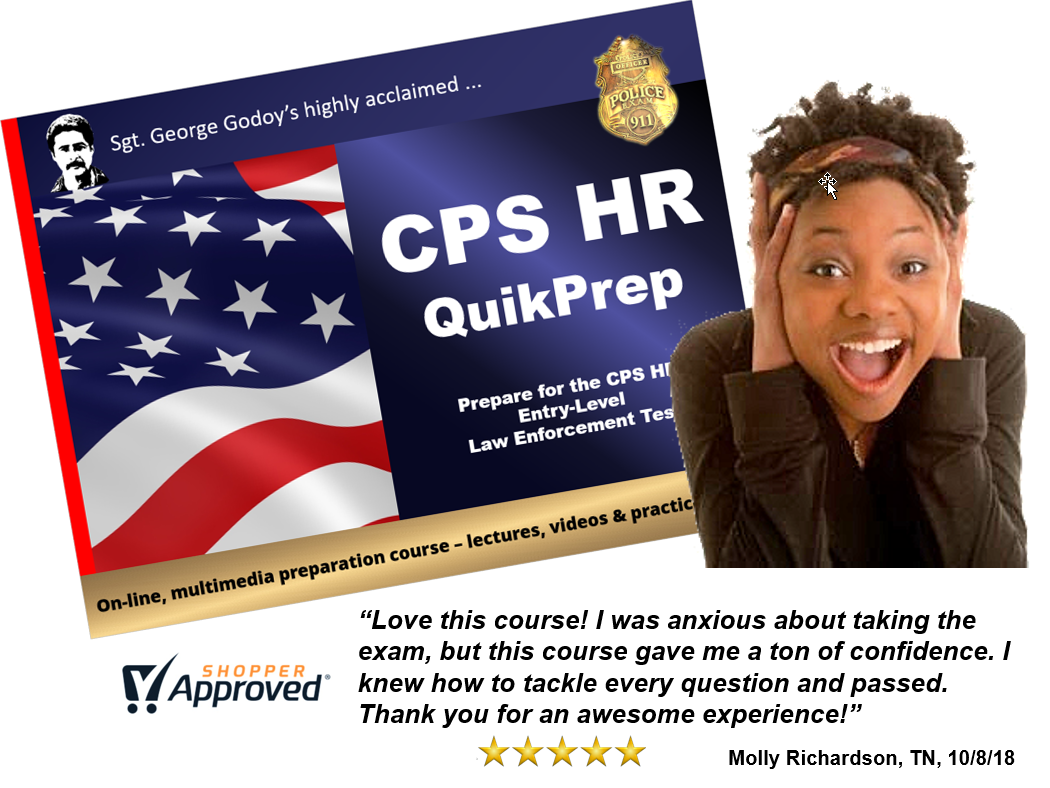 CPS HR QuikPrep Course
