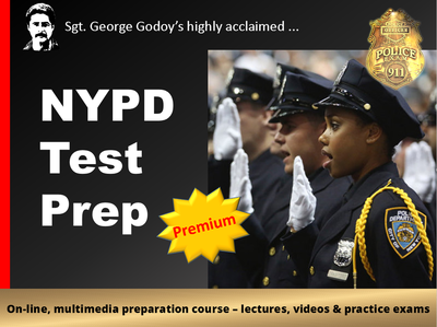 NYPD Test Prep — Sgt. George Godoy