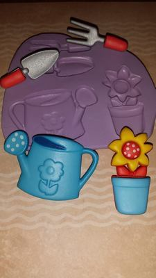 Mini Garden Mold Set