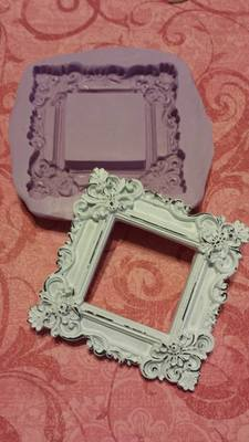Square Frame Mold