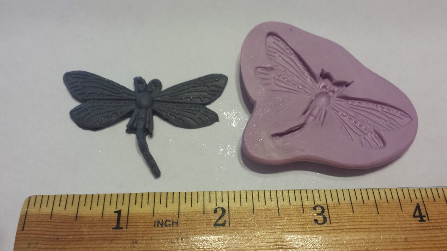 Dragonfly Mold
