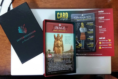 Covenant Cards 2nd Edition Jasper Expansion (PRINTED)