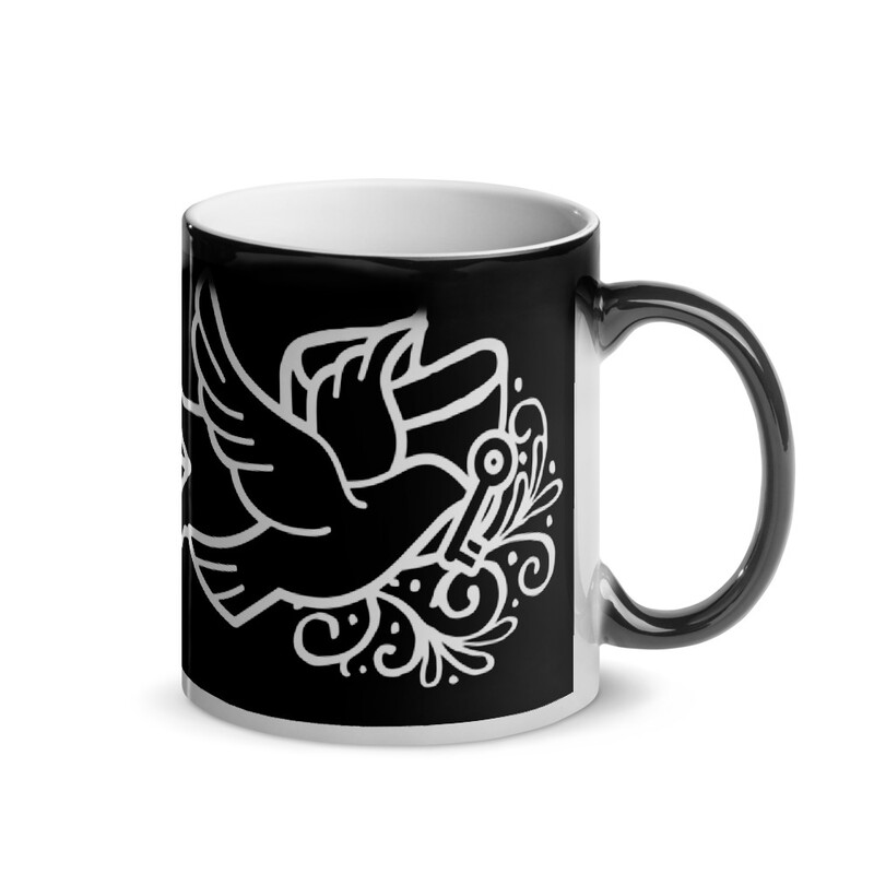 """Law To Spirit"" Coffee Mug"