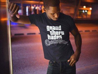 """Grand Theft Hades"""