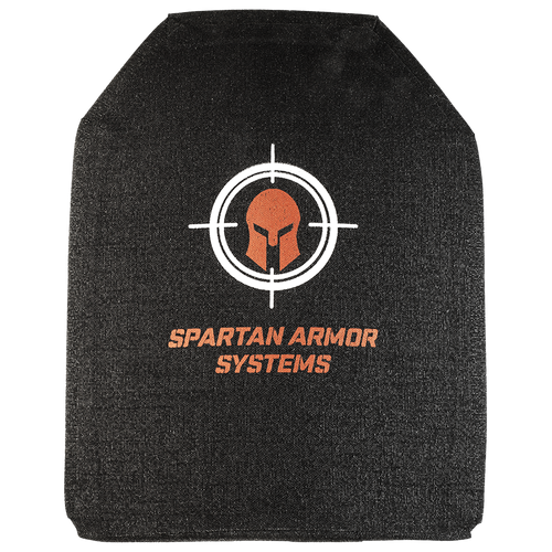 Spartan Armor Level IV composite plates. Constructed from a ceramic inner core and wrapped with a Fiberglass Reinforced Plastic (FRP) making these plates ...  sc 1 st  Black Bag Resources & Spartan Level 4 Body Armor - Shooters Cut-Multi Curve (Set of 2)