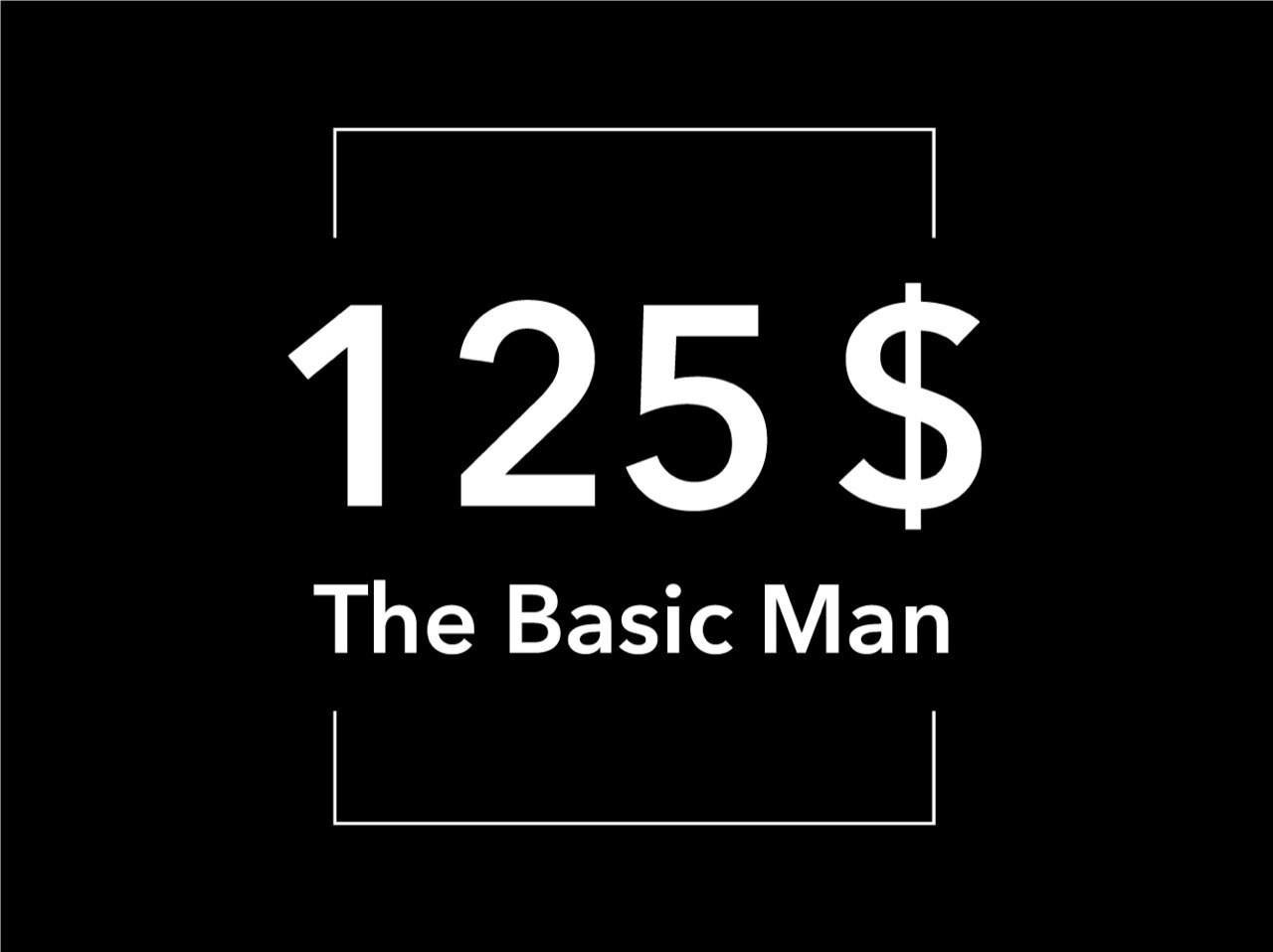 The Basic Man