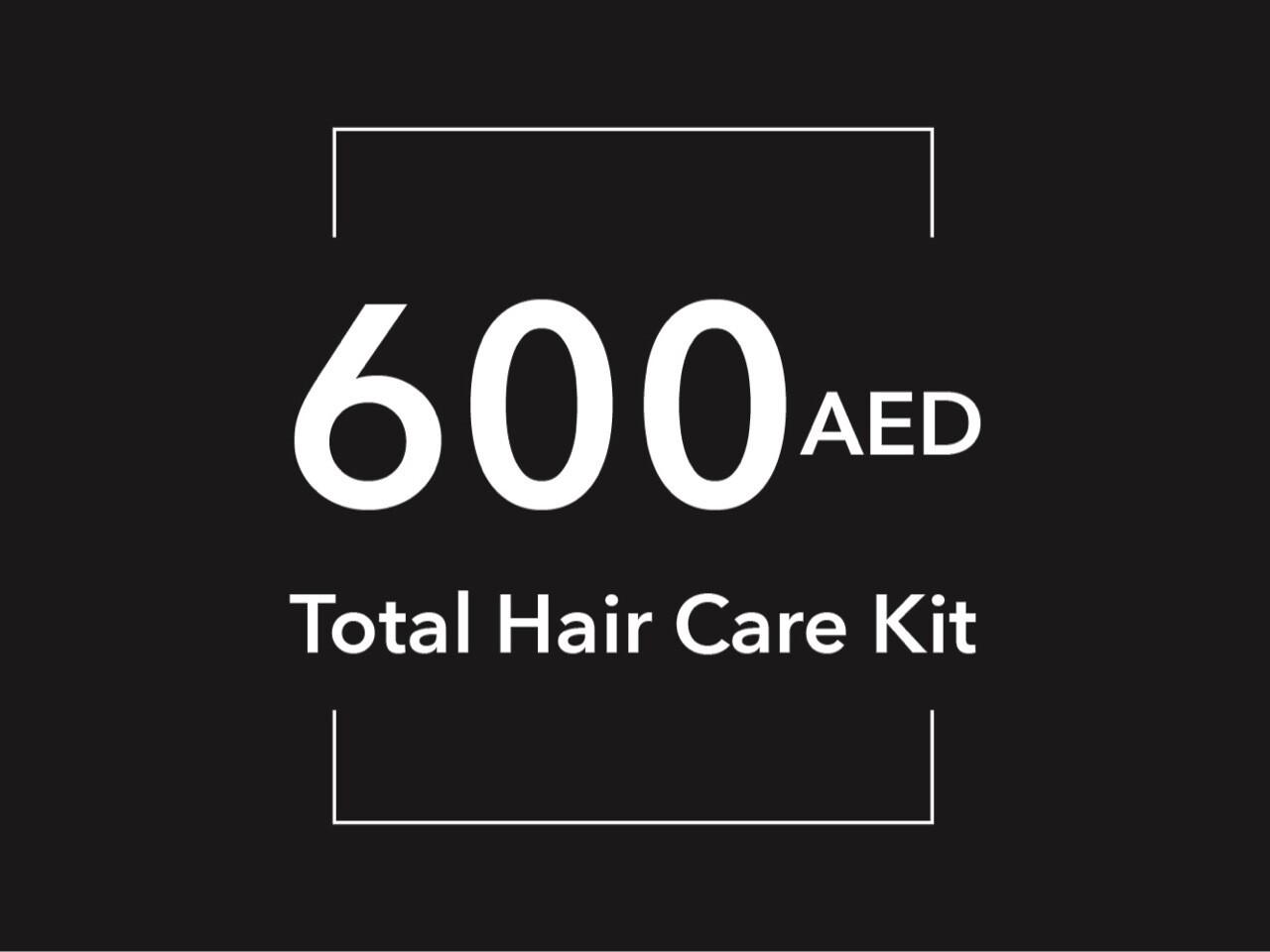 Total Hair Care Kit