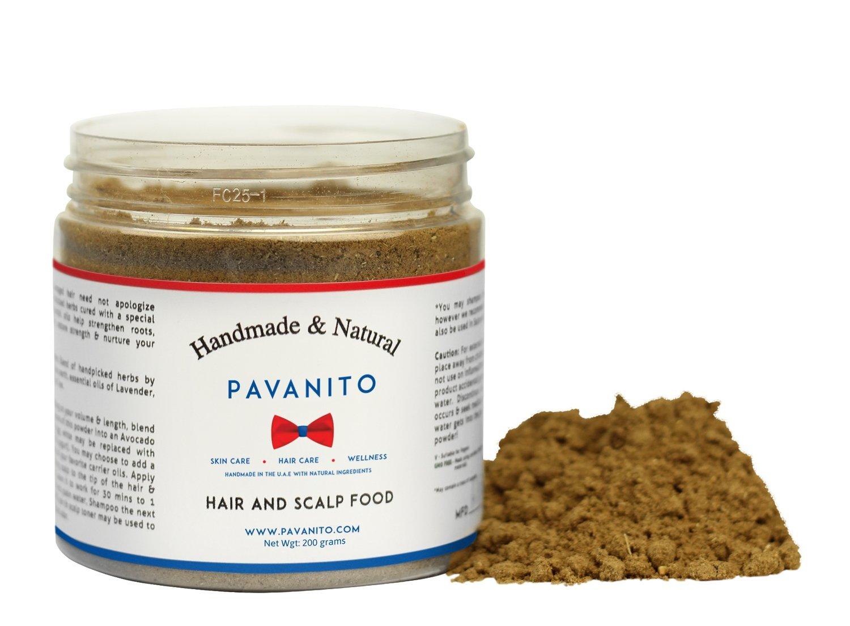 Hair & Scalp Food