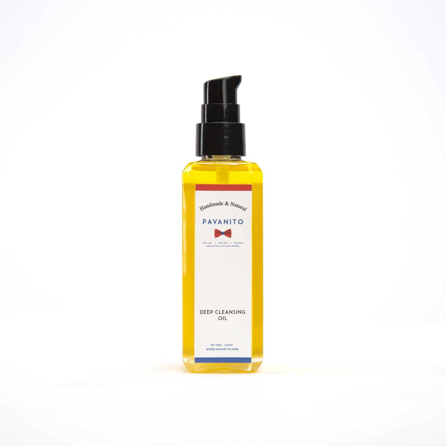 Deep Cleansing Oil