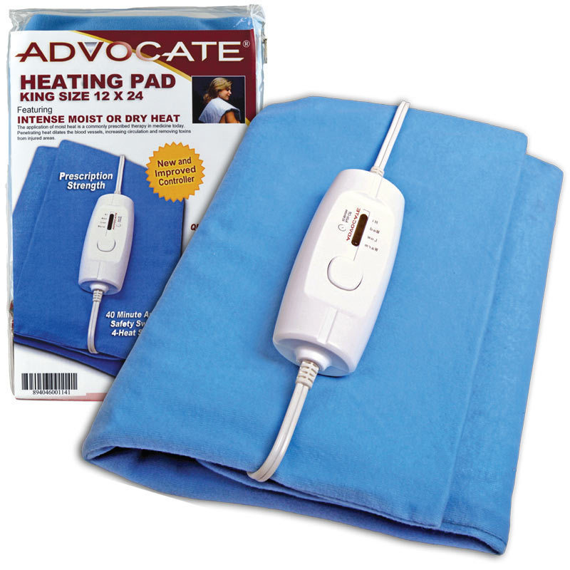 Advocate Heating Pad King Size