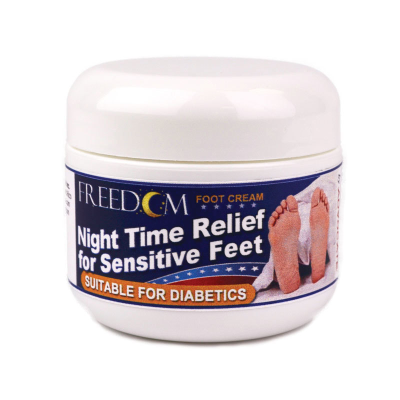 Freedom Night Time Relief Foot Cream by Advocate
