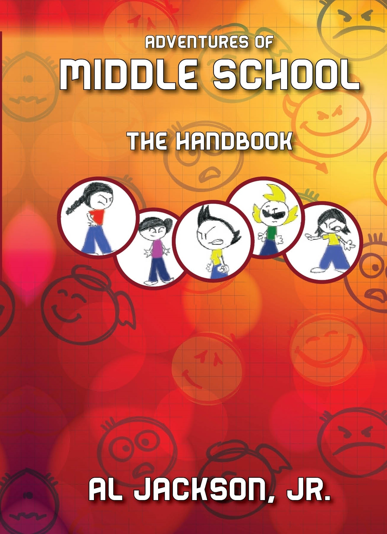 Adventures of Middle School...The Handbook 00010