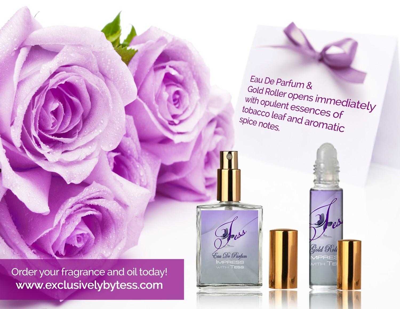 Impress with TESS Fragrance Bundle Pack