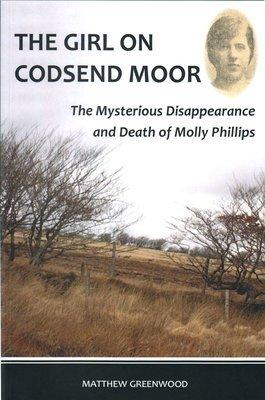 The Girl on Codsend Moor by Matthew Greenwood
