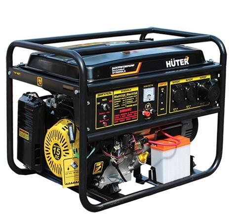 Электрогенератор HUTER DY8000L 64_1_33