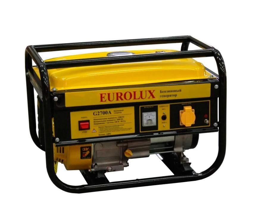 Электрогенератор EUROLUX G2700A 64_1_36