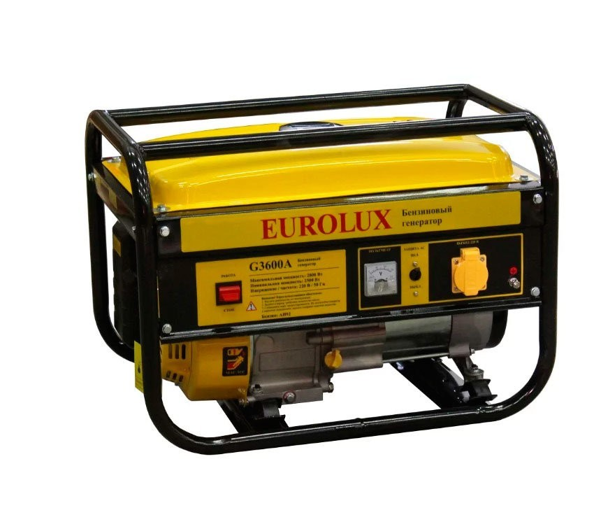 Электрогенератор EUROLUX G3600A 64_1_37