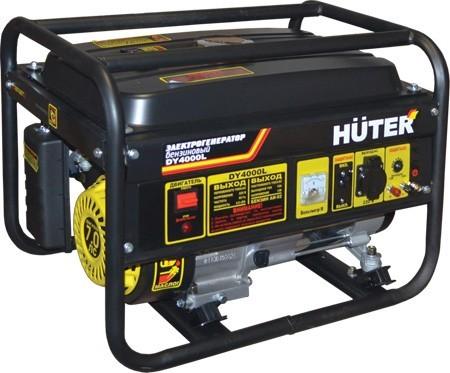 Портативный бензогенератор HUTER DY4000L 64_1_21