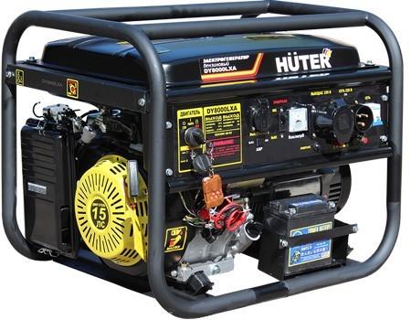 Портативный бензогенератор HUTER DY8000LXA 64_1_30