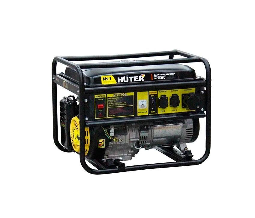Электрогенератор HUTER DY9500L 64_1_39